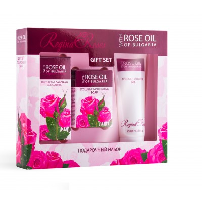 "Gift set ""Regina  floris for women''"