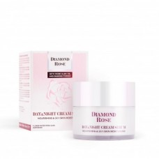 "DAY&NIGHT CREAM SERUM FOR DRY SKIN ""DIAMOND ROSE"""