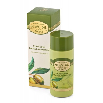 Purifying micellar water Olive Oil of Greece