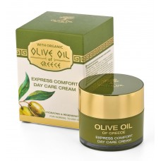 Express comfort day care cream for normal to dry skin Olive Oil of Greece