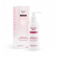 "MICELLAR FACE WASH GEL ""Diamond rose"""