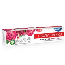 "Toothpaste ASTERA HOMEOPATHIC PARADONT ""Rose & Arnica Melange"" , 75 ml"