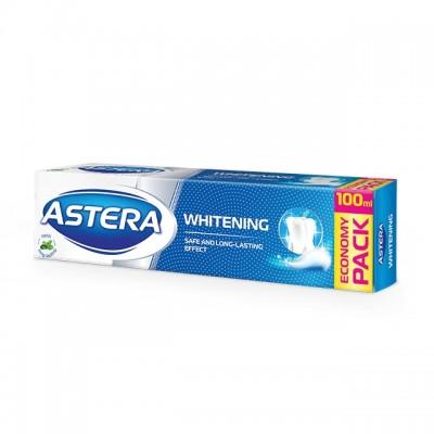 Toothpaste ASTERA WHITENING, 100 ml
