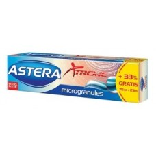 Toothpaste ASTERA XTREME Micogranules, 100 ml
