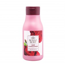 "Hair conditioner for depleted and treated hair ""ROYAL ROSE"" 300 ml"