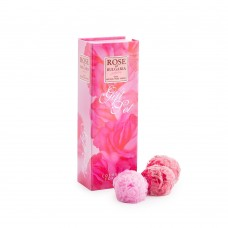 "Gift set ""Rose of Bulgaria""- soap ""Ball""- 3 bars"