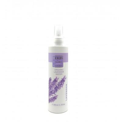 Organic Lavender Water  200мл (spray).