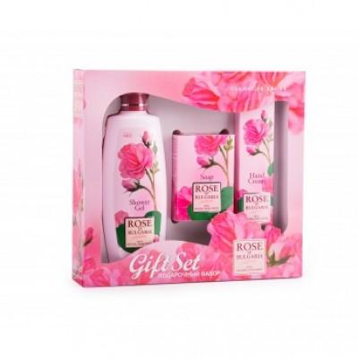 """Gift set """"Rose of Bulgaria"""" for women"""
