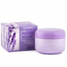 "Massage cream ""Lavender"""
