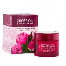 "Ultra active night cream ""Regina Roses"""