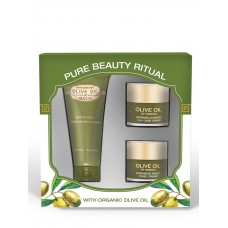 """GIFT SET for dry skin """"Pure Beauty Ritual"""""""