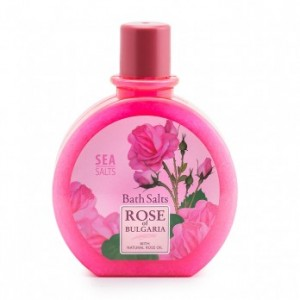 """Bath salts """"Rose of Bulgaria"""""""