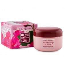 "Massage cream ""Rose of Bulgaria"""