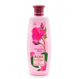 "Cleansing milk ""Rose of Bulgaria"""