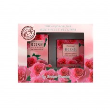"Gift set ""Aroma Essence Rose parfume 12ml+soap"""