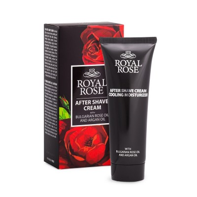 "After shave cream ""Royal Rose"""