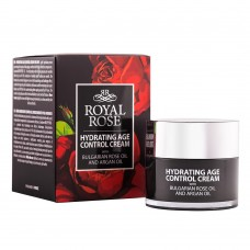 HYDRATING AGE CONTROL CREAM FOR MEN ROYAL ROSE 50 ML