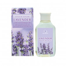 Bath and massage oil Lavender 50ml