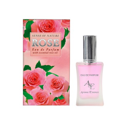 "Perfume with rose oil ""Rose"", 35ml."