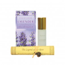 Perfume Lavender, roll on, 8 ml.