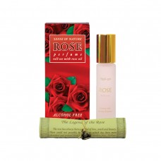 "Perfume ""Red Rose"", roll-on, with rose oil, 8 ml."